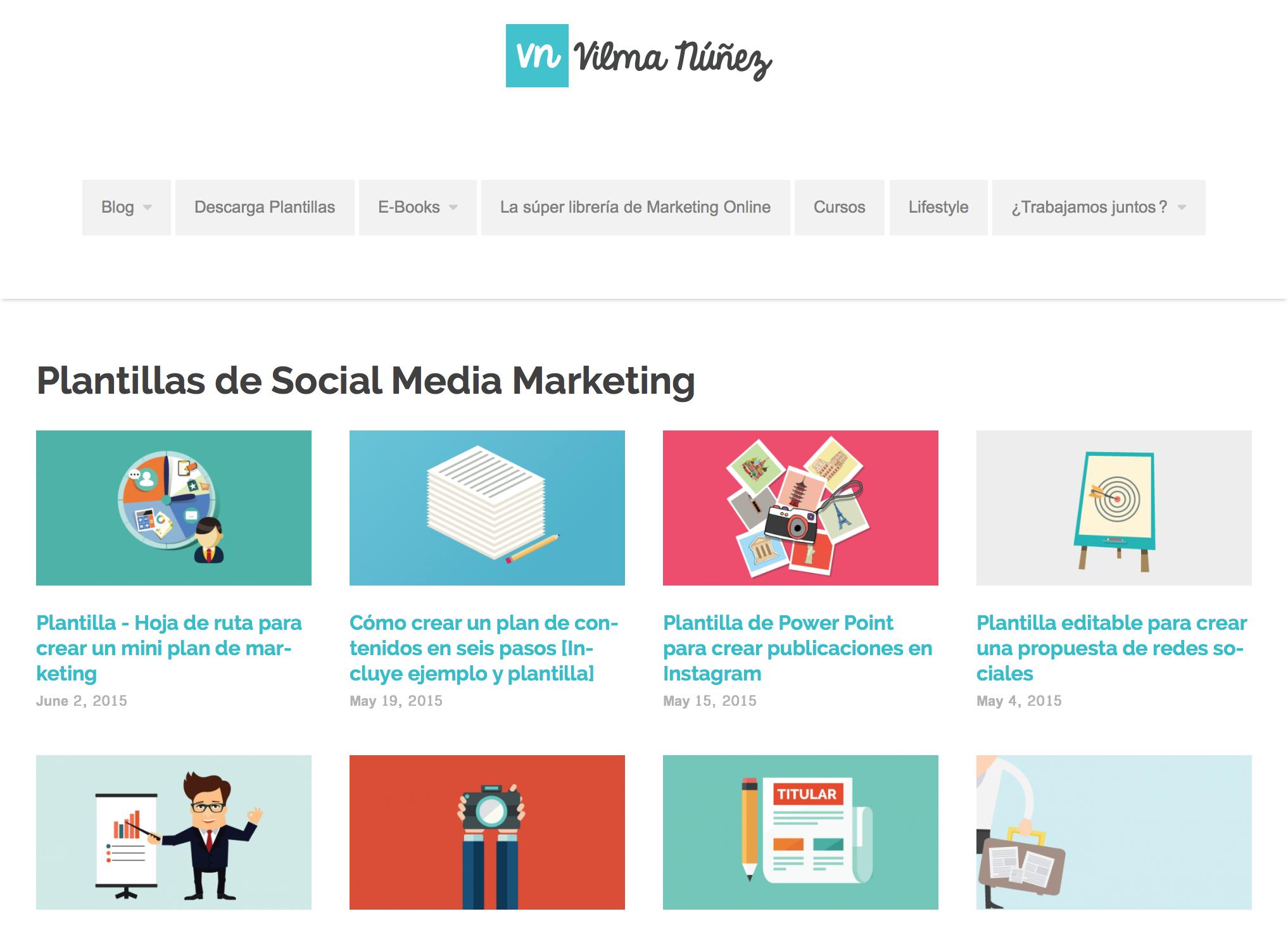 Los mejores recursos de Marketing Digital en castellano - Bloom ...